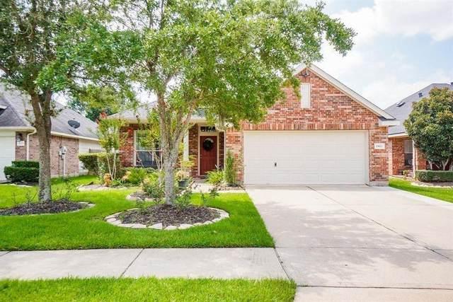 19011 Heather Springs Lane, Richmond, TX 77407 (MLS #14047079) :: My BCS Home Real Estate Group