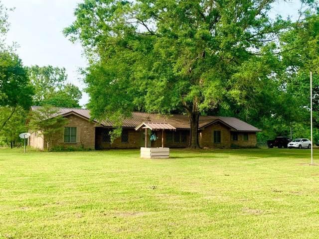 3440 E Fm 358, Groveton, TX 75845 (MLS #14048750) :: The SOLD by George Team