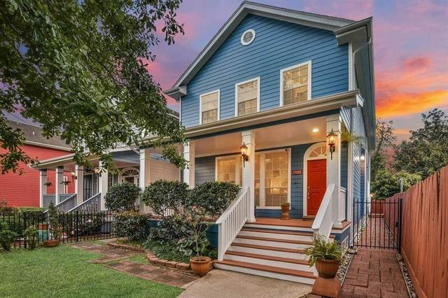 1526 W 26th Street, Houston, TX 77008 (MLS #14061161) :: All Cities USA Realty