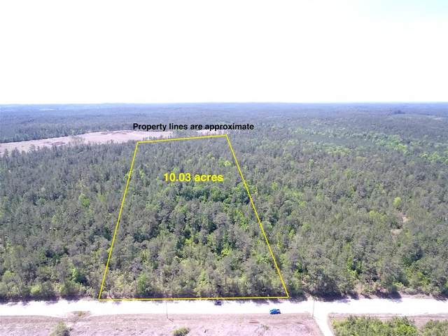 10 acres Cr 3400, Colmesneil, TX 75938 (MLS #14065471) :: The SOLD by George Team