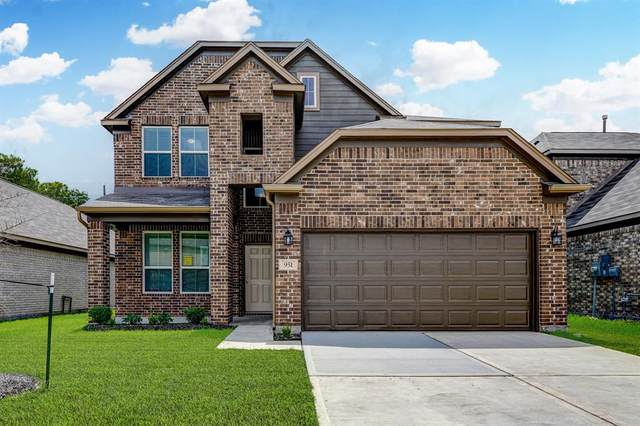 951 Willowick Bay Drive, Houston, TX 77090 (MLS #14073317) :: The Bly Team