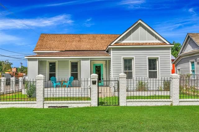 401 Walton Street, Houston, TX 77009 (MLS #14073990) :: Caskey Realty