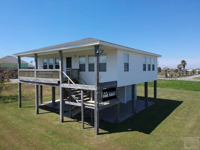 947 Palmview, Crystal Beach, TX 77650 (MLS #14078513) :: The Bly Team