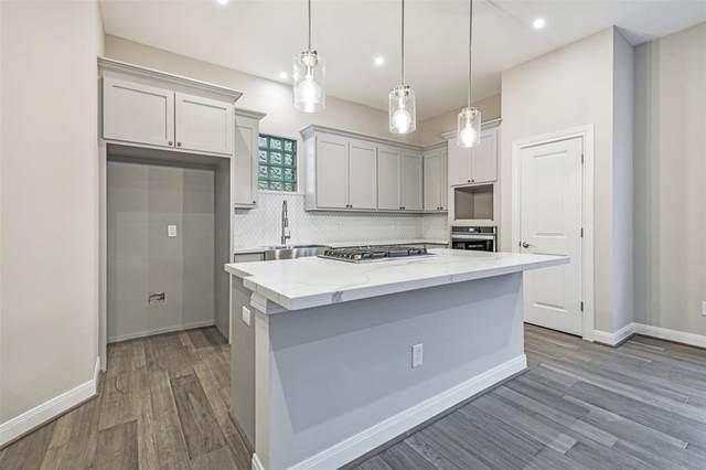 1310 Bingham Street D, Houston, TX 77007 (MLS #14079474) :: Connect Realty