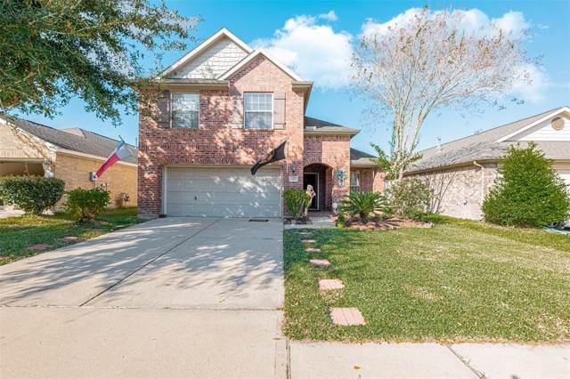 11427 Overland Trail Drive, Richmond, TX 77406 (MLS #14082967) :: Giorgi Real Estate Group