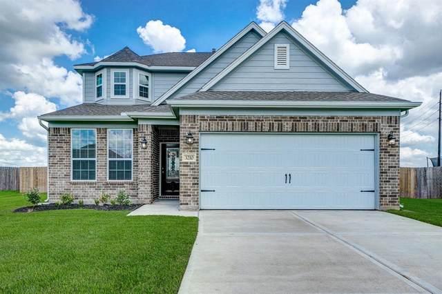3210 Aspen Ryder Drive, Rosenberg, TX 77471 (MLS #14097319) :: All Cities USA Realty