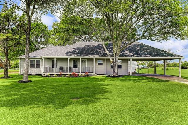 1006 Lilley Road, Alvin, TX 77511 (MLS #14102332) :: The Sold By Valdez Team