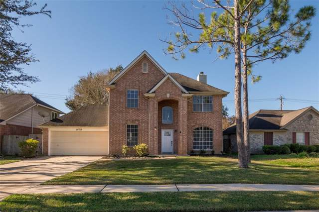 16110 Constitution Lane, Friendswood, TX 77546 (MLS #14107986) :: The SOLD by George Team