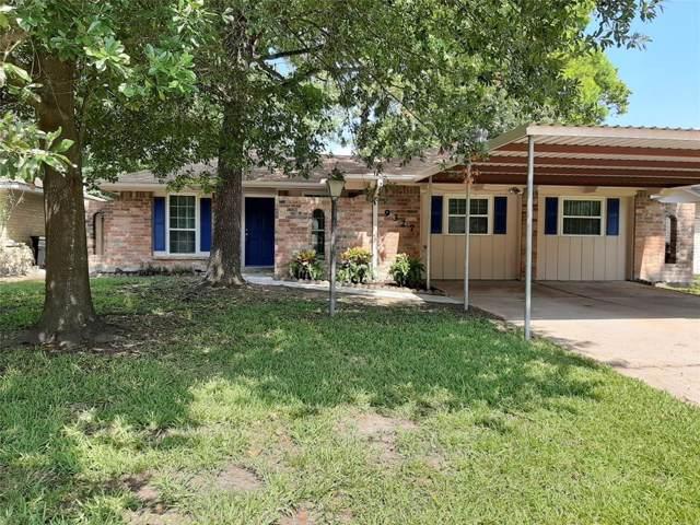 9327 Jaywood Drive, Houston, TX 77040 (MLS #14108694) :: The Heyl Group at Keller Williams