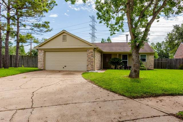 2803 Kettle Run, Sugar Land, TX 77479 (MLS #14110737) :: Caskey Realty
