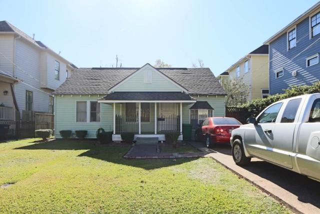 620 E 22nd Street, Houston, TX 77008 (MLS #14143047) :: Krueger Real Estate