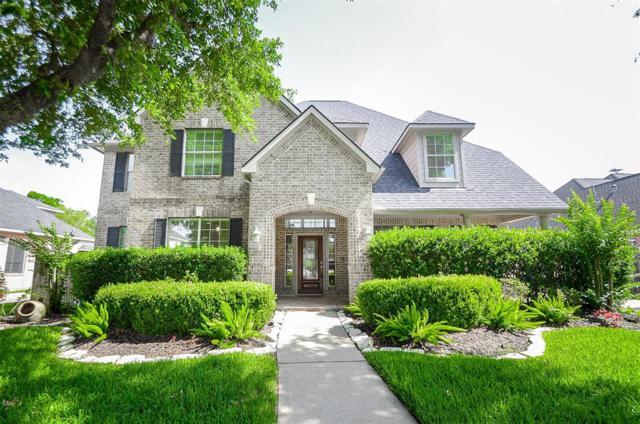 22410 Bridgehaven Drive, Katy, TX 77494 (MLS #14145728) :: The SOLD by George Team