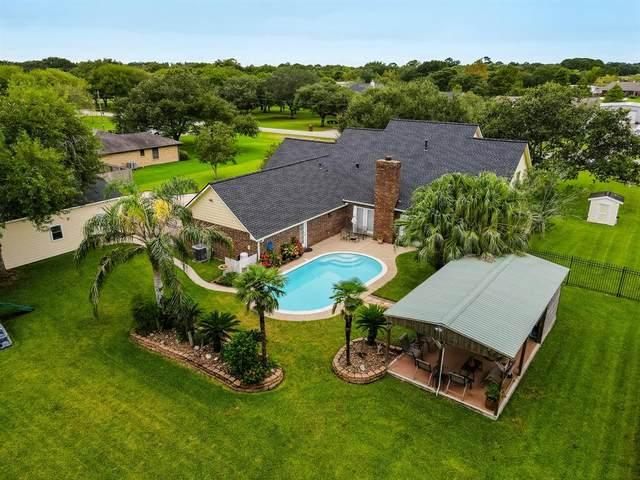 1353 County Road 634, Alvin, TX 77511 (MLS #14150623) :: Connect Realty