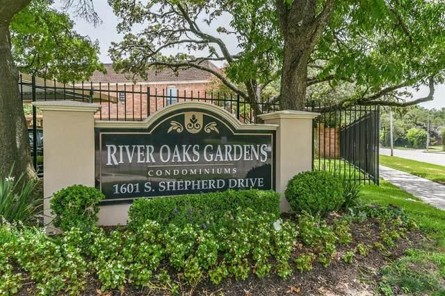 1601 S Shepherd Drive #223, Houston, TX 77019 (MLS #14161196) :: Michele Harmon Team