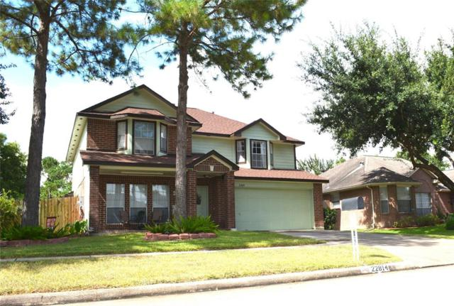22814 Willhanna Drive, Katy, TX 77449 (MLS #14165720) :: Texas Home Shop Realty