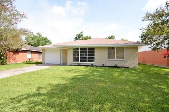 515 Eastlake Street, Houston, TX 77034 (MLS #14166269) :: Green Residential