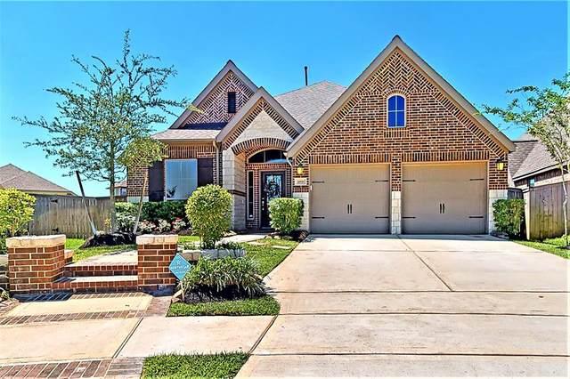 16906 Blackcap Vireo Drive, Cypress, TX 77433 (MLS #14166275) :: Michele Harmon Team