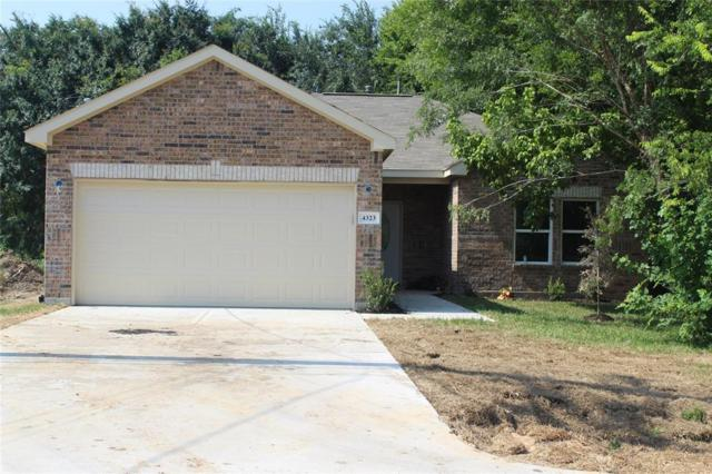 4323 Maggie St, Houston, TX 77051 (MLS #14179089) :: The SOLD by George Team