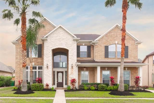 2213 Lake Cove Way, Seabrook, TX 77586 (MLS #14182752) :: Ellison Real Estate Team