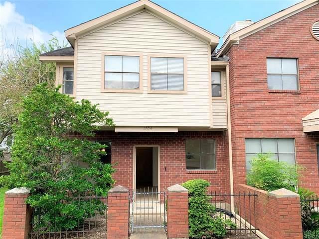 1103 Dulles Avenue #1704, Stafford, TX 77477 (MLS #14190337) :: Michele Harmon Team