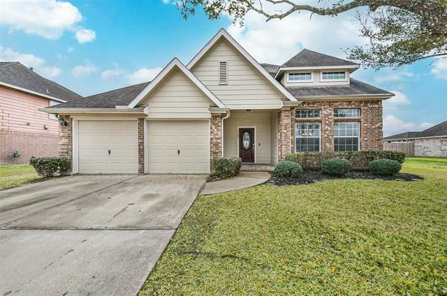4108 Parry Drive, Pearland, TX 77584 (MLS #14194059) :: The Freund Group
