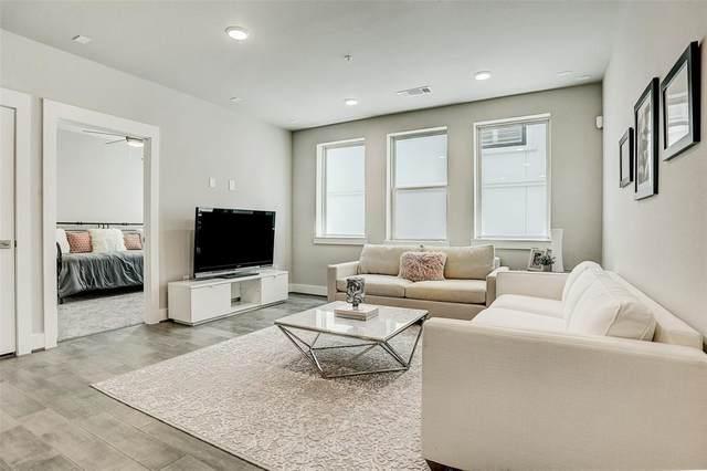 4819 Caroline Street #104, Houston, TX 77004 (MLS #14196696) :: Texas Home Shop Realty