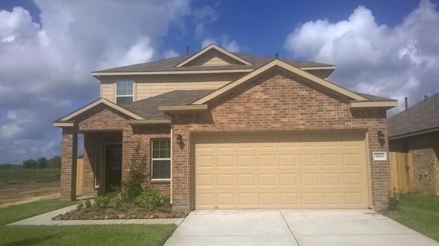 3210 Hatteras Drive, Texas City, TX 77591 (MLS #14199159) :: Texas Home Shop Realty