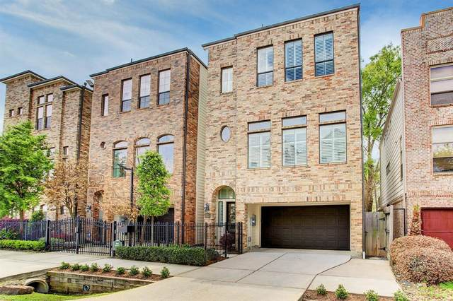 5007 Lillian Street, Houston, TX 77007 (MLS #14200030) :: Michele Harmon Team