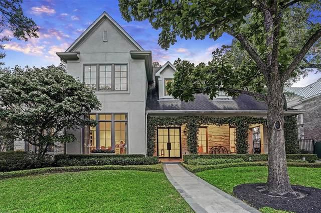 711 W Creekside Drive, Hunters Creek Village, TX 77024 (MLS #14200938) :: The Property Guys