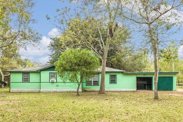 2227 Willowbend/Cr 737 Drive, Alvin, TX 77511 (MLS #14212285) :: The Sold By Valdez Team