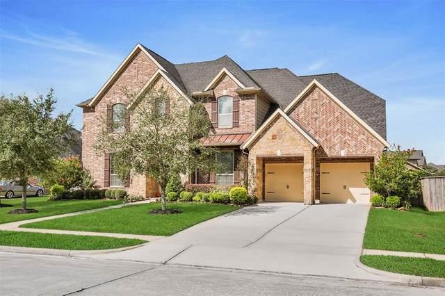 1540 Sara Lane, League City, TX 77573 (MLS #14220281) :: Texas Home Shop Realty
