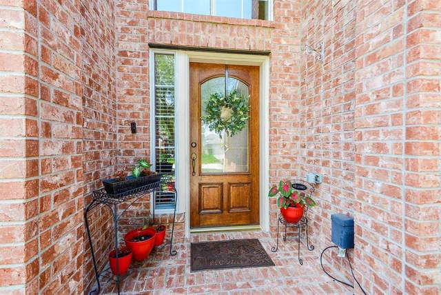 2439 Floral Ridge Drive, Spring, TX 77388 (MLS #14241645) :: The Heyl Group at Keller Williams