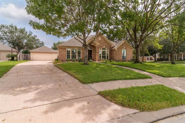 2891 Morning Pond, Dickinson, TX 77539 (MLS #14249465) :: JL Realty Team at Coldwell Banker, United