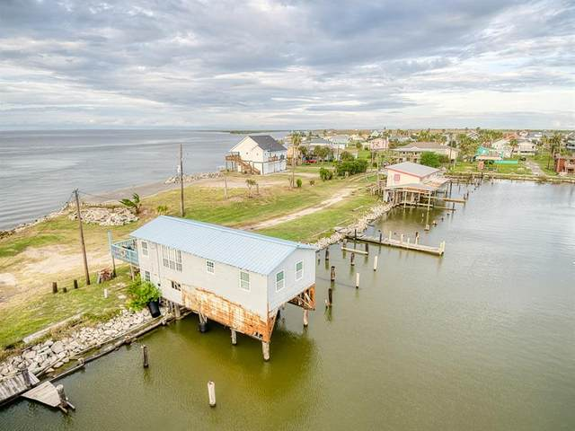 4308 Flamingo, Port Bolivar, TX 77650 (MLS #14251506) :: The SOLD by George Team