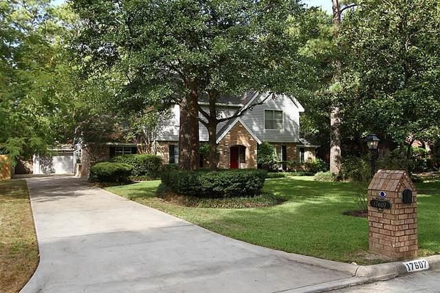 17607 Rustington Drive, Spring, TX 77379 (MLS #14256040) :: Giorgi Real Estate Group