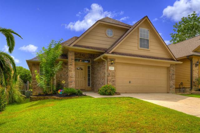 113 Cove Circle, Conroe, TX 77356 (MLS #14269175) :: Texas Home Shop Realty