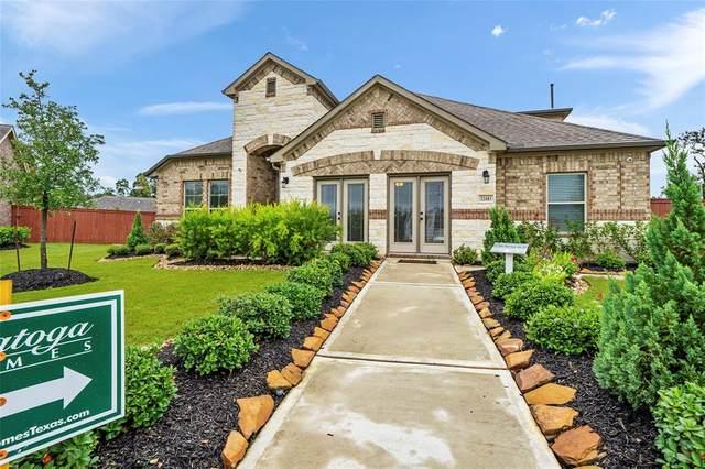 22483 Soaring Woods Lane, Kingwood, TX 77365 (MLS #14272174) :: The SOLD by George Team
