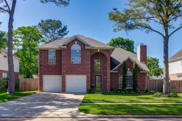 14326 Cypress Falls Drive, Cypress, TX 77429 (MLS #14278435) :: Christy Buck Team
