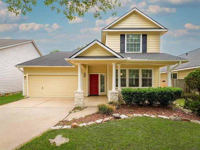 15627 Tylermont Drive, Cypress, TX 77429 (MLS #14294579) :: The SOLD by George Team