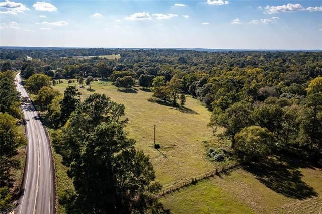 416 Fm 1791 Road, Huntsville, TX 77340 (MLS #14308105) :: Green Residential