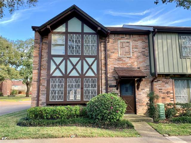 2266 Shadowdale Drive #316, Houston, TX 77043 (MLS #14312638) :: Phyllis Foster Real Estate