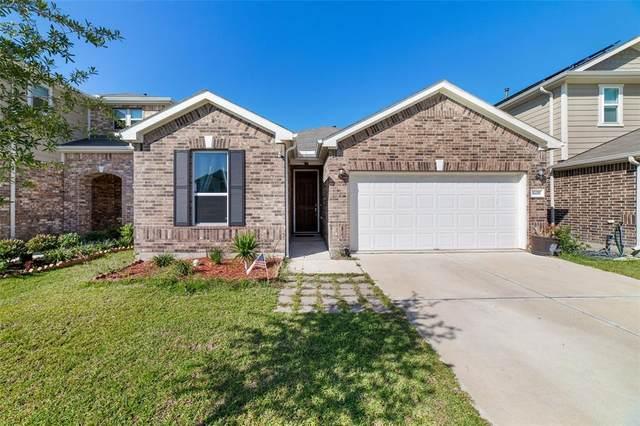 16618 Live Oak Canyon Drive, Houston, TX 77084 (MLS #14323861) :: My BCS Home Real Estate Group