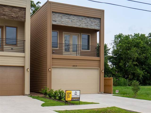 4213 New Orleans Street, Houston, TX 77020 (MLS #14324696) :: The SOLD by George Team