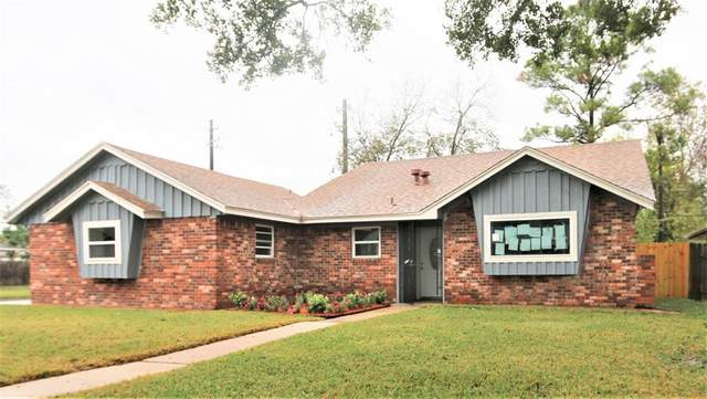 6026 Bridlington Street, Houston, TX 77085 (MLS #14324922) :: Caskey Realty