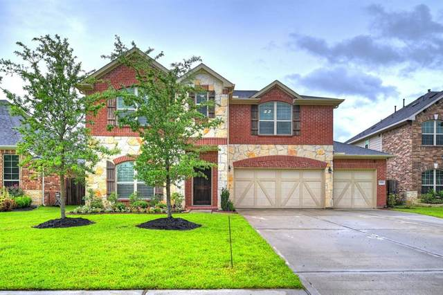 1519 Palo Duro Canyon Drive, League City, TX 77573 (MLS #14327325) :: The Bly Team
