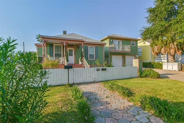 1228 Ave M 1/2, Galveston, TX 77550 (MLS #14331029) :: The Wendy Sherman Team