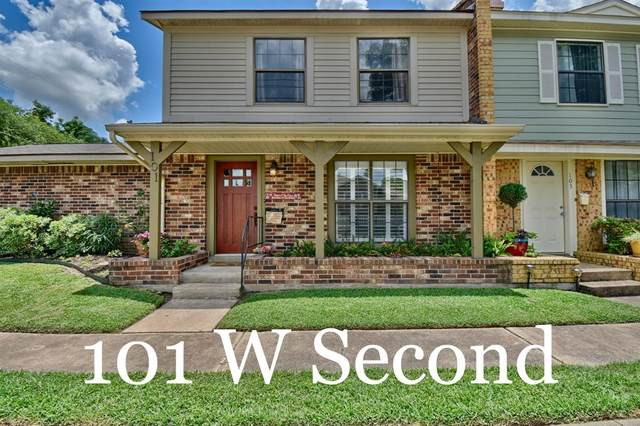 101 W Second Street A, Brenham, TX 77833 (MLS #14331627) :: The SOLD by George Team