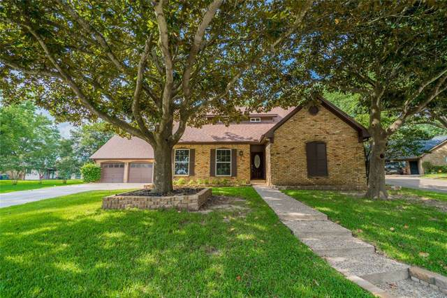 1223 Green Briar Drive, Huntsville, TX 77340 (MLS #14334545) :: The SOLD by George Team