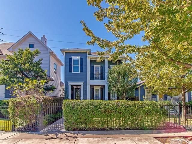 739 Allston Street, Houston, TX 77007 (MLS #14335532) :: Texas Home Shop Realty