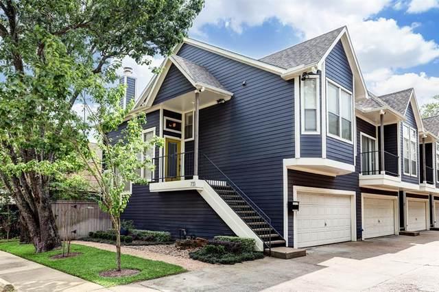 735 Arlington Street #1, Houston, TX 77007 (MLS #14339075) :: Lerner Realty Solutions